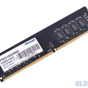 Ram DDR4 16GB Patriot 2666MHz