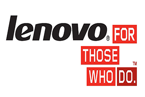 Lenovo Logo For Those Who Do