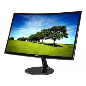 Monitor Samsung C24F390FHM