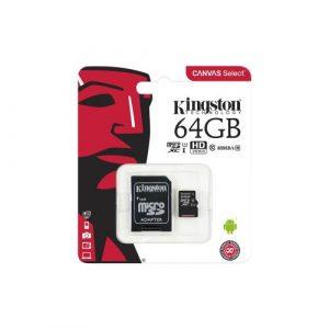 MicroSD 64GB Kingston