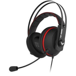 Headset Asus TUF Gaming H7 Red